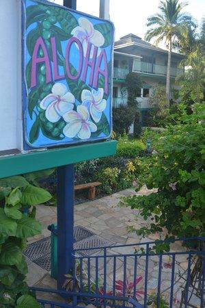 Garden Island Inn : ALWAYS A FRIENDLY WELCOME!