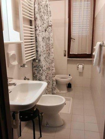 Hotel Corallo : bagno