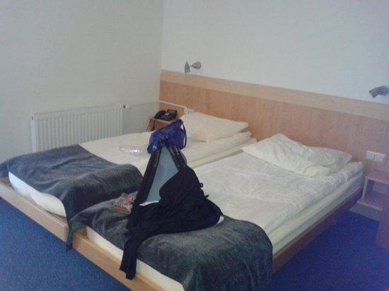 M Hotel: Camera suite