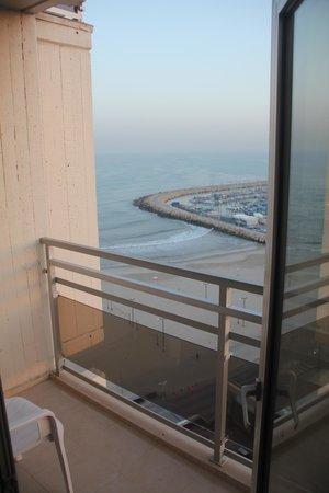 Renaissance Tel Aviv Hotel : balcony