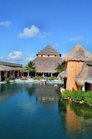 Grand Palladium Riviera Resort & Spa : Lobby des Riviera