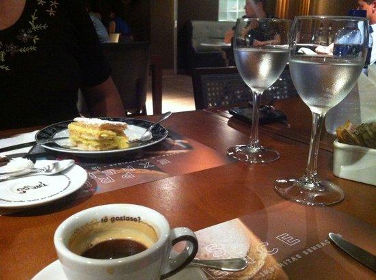 Press Cafe : Hora do cafezinho