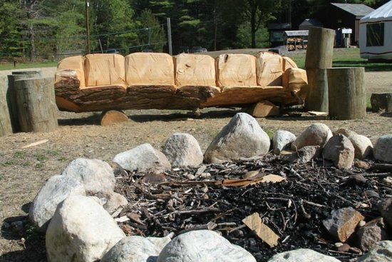 Tully Lake Campground: Rest