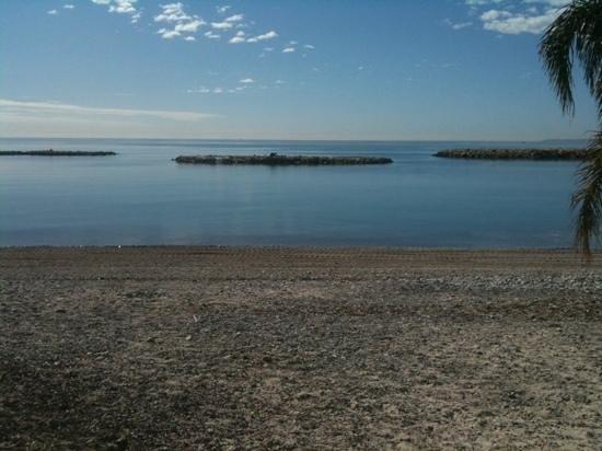 A la Maree: attol beach