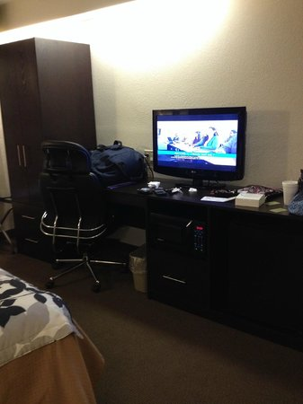 Sleep Inn Bryson City - Cherokee Area: LG tv