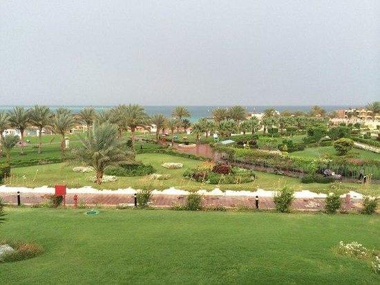 Hilton Hurghada Plaza: Очень красиво