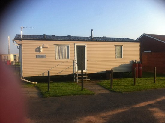 Ingoldale Park: Two bedroom van we rented, No 67