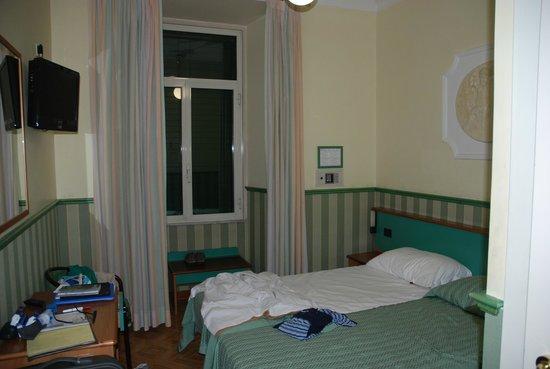 Hotel Dorica: Zimmer