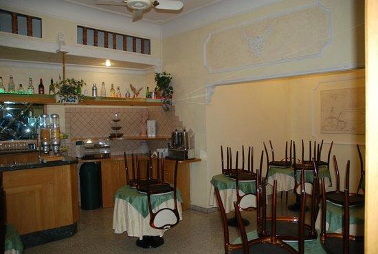 Hotel Dorica: Frühstücksraum