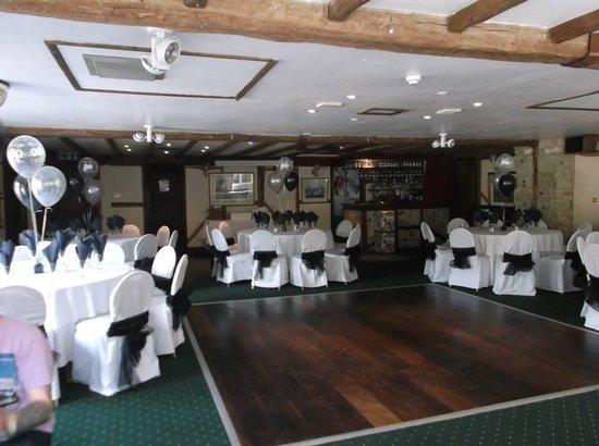 The Inglenook Hotel & Restaurant: Function room