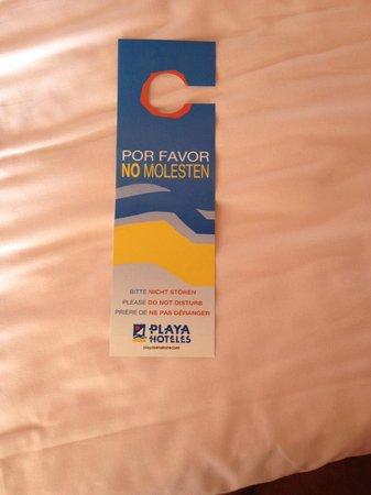 Playacalida Spa Hotel: Habitación