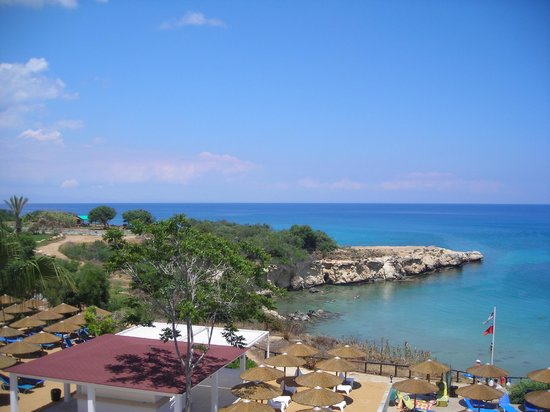 Malama Beach Holiday Village: View of bay from balcony