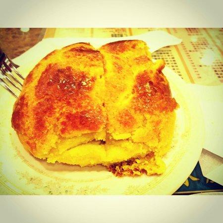 Kam Wah Cafe: pineapple bun