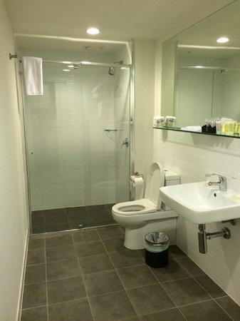 Pegasus Apart'Hotel: Bathroom