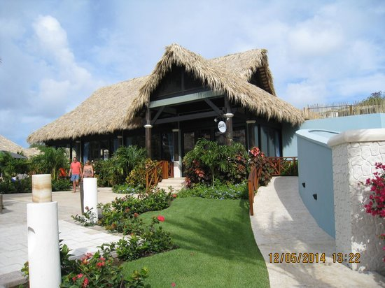 Sandals LaSource Grenada Resort and Spa : Butch's steakhouse