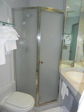 Hotel Michelangelo : bagno