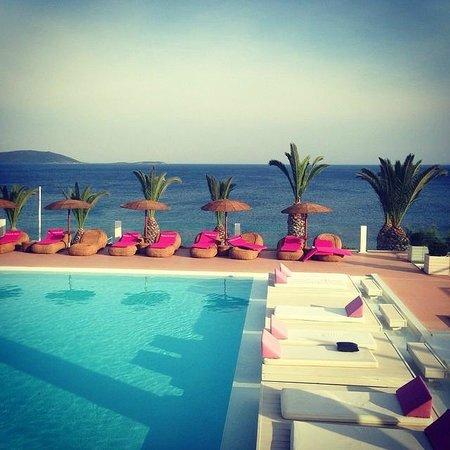 Proteas Blu Resort: Pool area