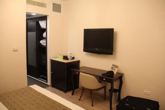 Kfar Giladi Hotel: bedroom