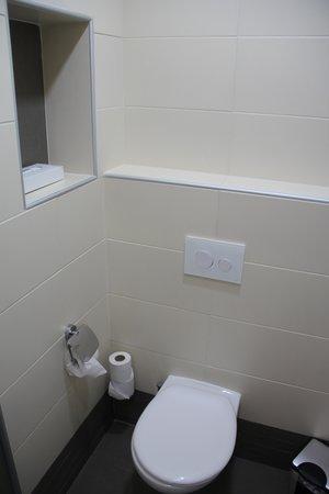 Kfar Giladi Hotel: bathroom