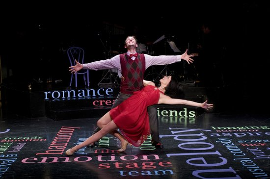 Florida Studio Theatre: The World Goes 'Round