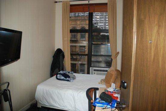 Cosmopolitan Hotel - Tribeca : Zimmer 2