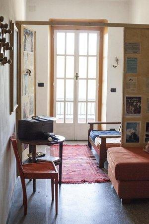 B&B Rifugio Uscio: Sitting area
