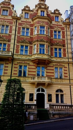 Hotel Ester: Exterier