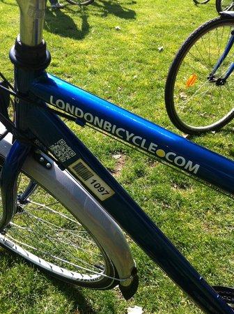 The London Bicycle Tour Company: op de fiets door londen