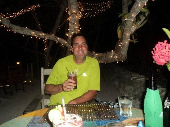 Aji Tapa Bar & Restaurant: Me