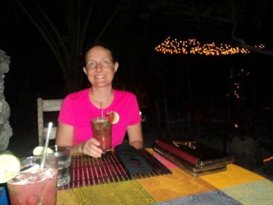 Aji Tapa Bar & Restaurant: Wifey