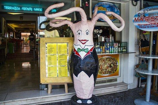 Restaurante Il Calamaro