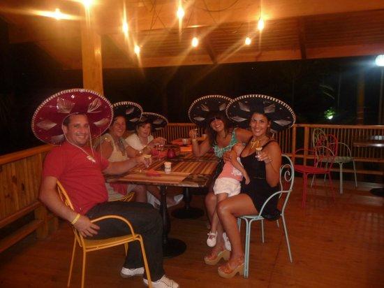 Grand Palladium Punta Cana Resort & Spa: CENA EN RESTO MEXICANO
