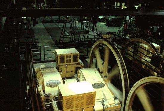 Cable Car Museum: altbewährte Technik