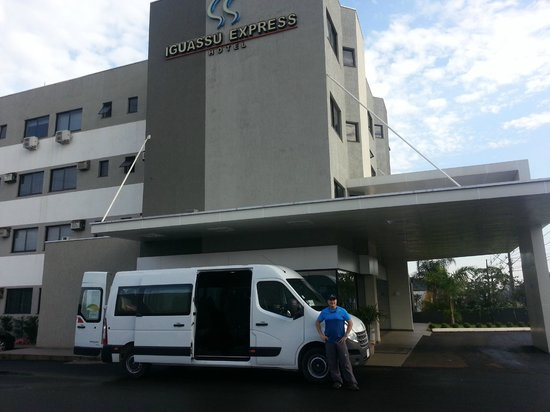 Iguassu Express Hotel: HOTEL