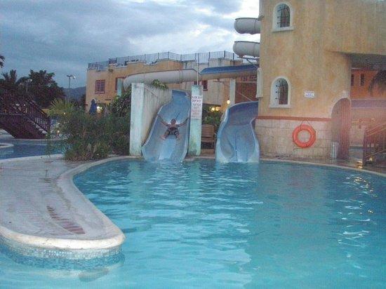 Sunscape Splash Montego Bay : parque aquatico