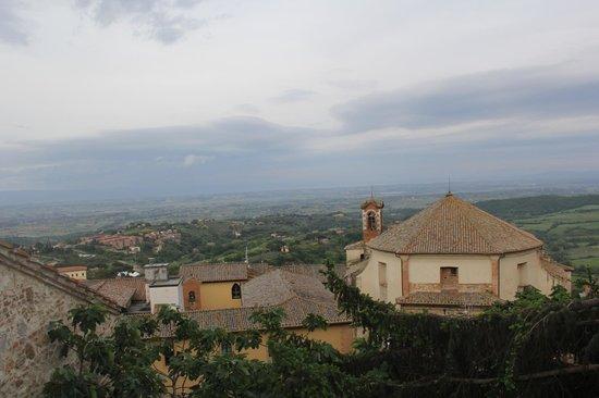 Meuble il Riccio : View from the window in the vestibule