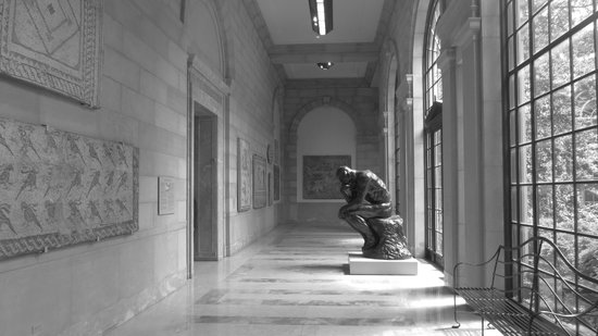 Baltimore Museum of Art: Rodin