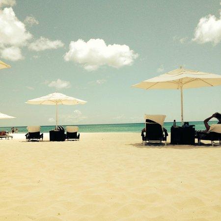 Bucuti & Tara Beach Resort Aruba : Beach view