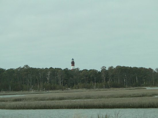 Best Western Chincoteague Island: view from the bridge