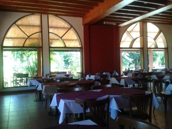 Marcopolo Suites Iguazu : Comedor