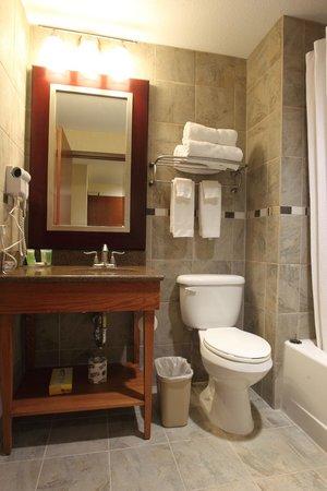 WinnaVegas Casino Hotel: Bathroom