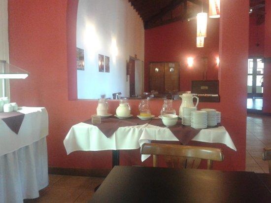 Marcopolo Suites Iguazu: Desayuno - bebidas