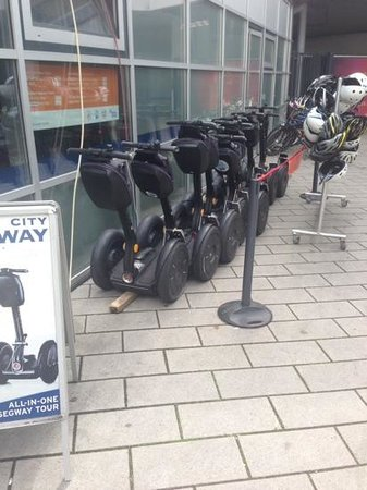 City Segway Tours: Segway fun