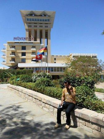 Movenpick Resort Aswan : vista do hotel