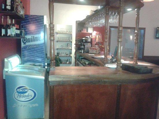 Marcopolo Suites Iguazu: Bar