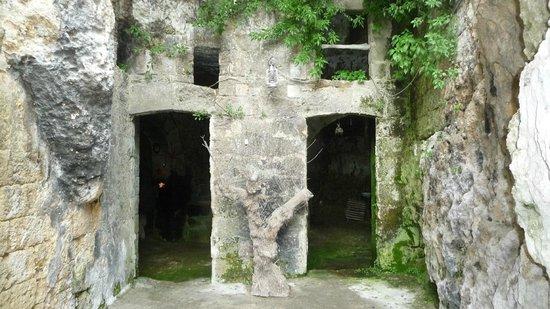 Gravina Sotterranea: chiesa rupestre