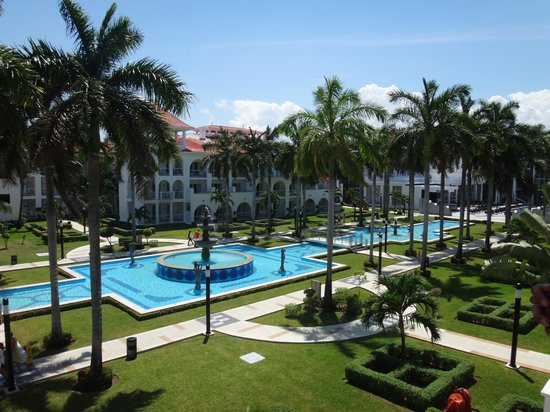 Hotel Riu Palace Mexico: View from the room