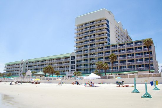 Daytona Beach Resort and Conference Center: Ocean Front Hotel