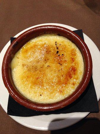 Arena Restaurant : Crema Catalana