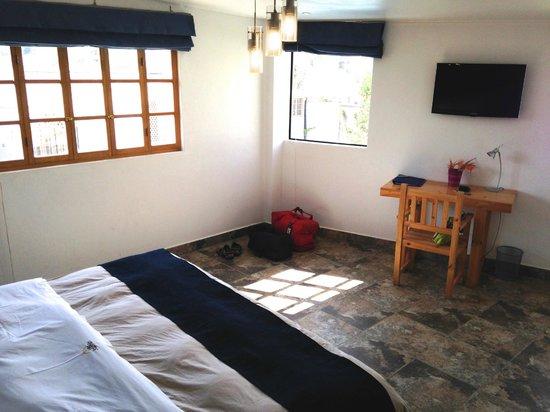 Hotel Villa Jazmin: Bedroom